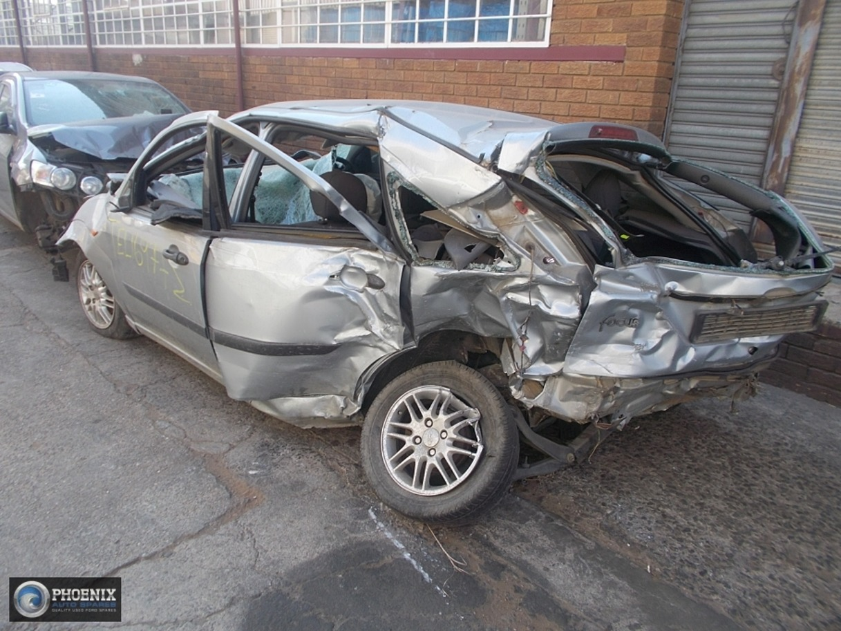 Ford Focus 2007 1.6 STRIPPING FOR SPARES AND PARTS