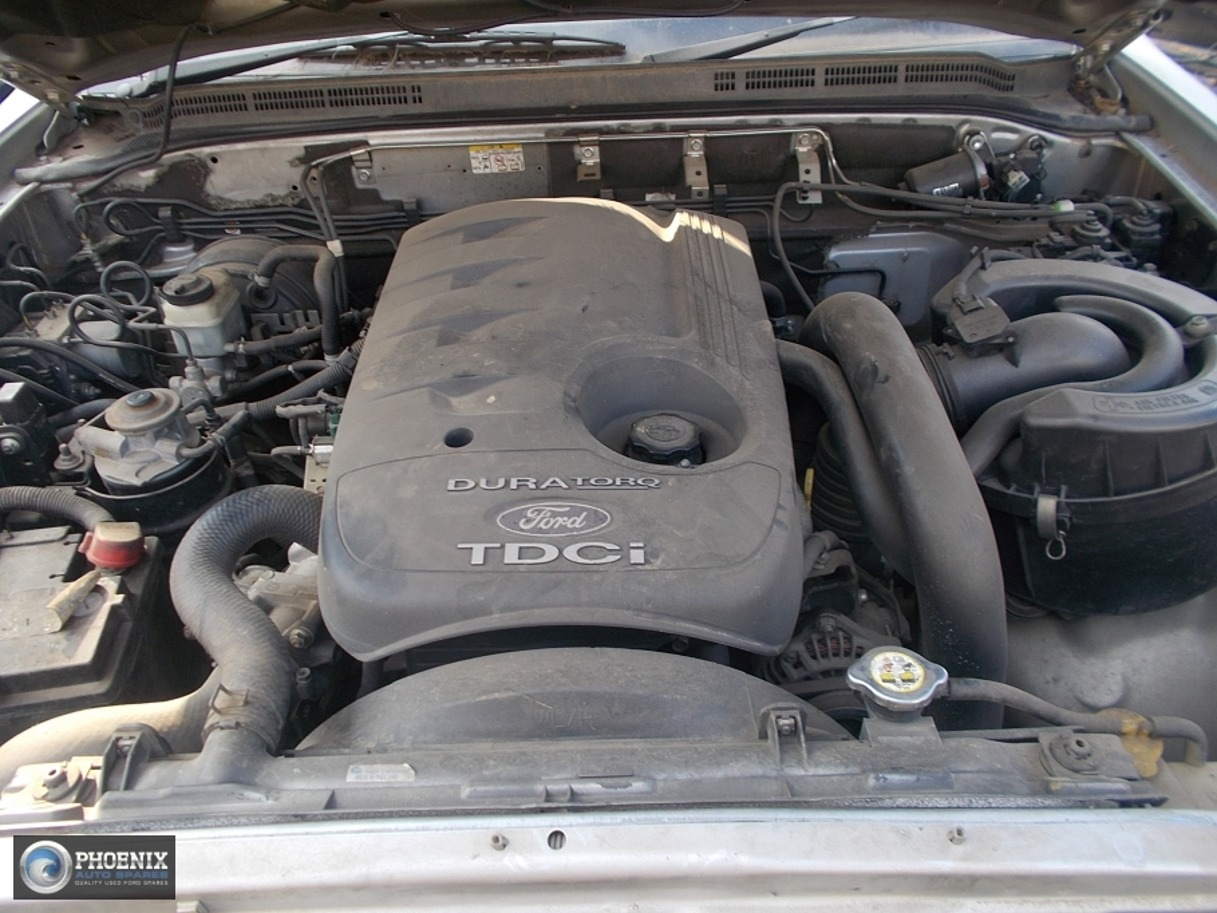 Ford Ranger 2008 TDCi XLT Super Cab 3.0 STRIPPING FOR SPARES AND PARTS