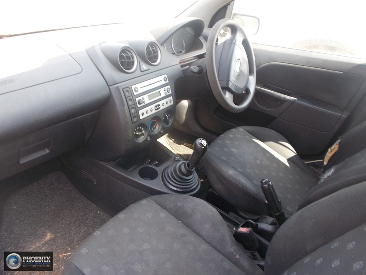 Ford Fiesta 2004 1.4 Parts and Spares For Sale @ Phoenix Auto Spares