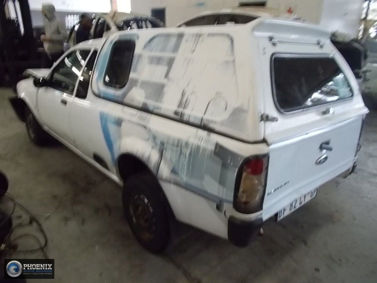 Ford Bantam 2008 1.3 STRIPPING FOR SPARES AND PARTS @ PHOENIX AUTO SPARES