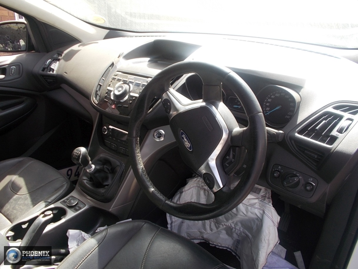Ford Kuga Ecoboost 2017 1.6T Petrol Stripping For Spares and Parts @ Phoenix Auto Spares