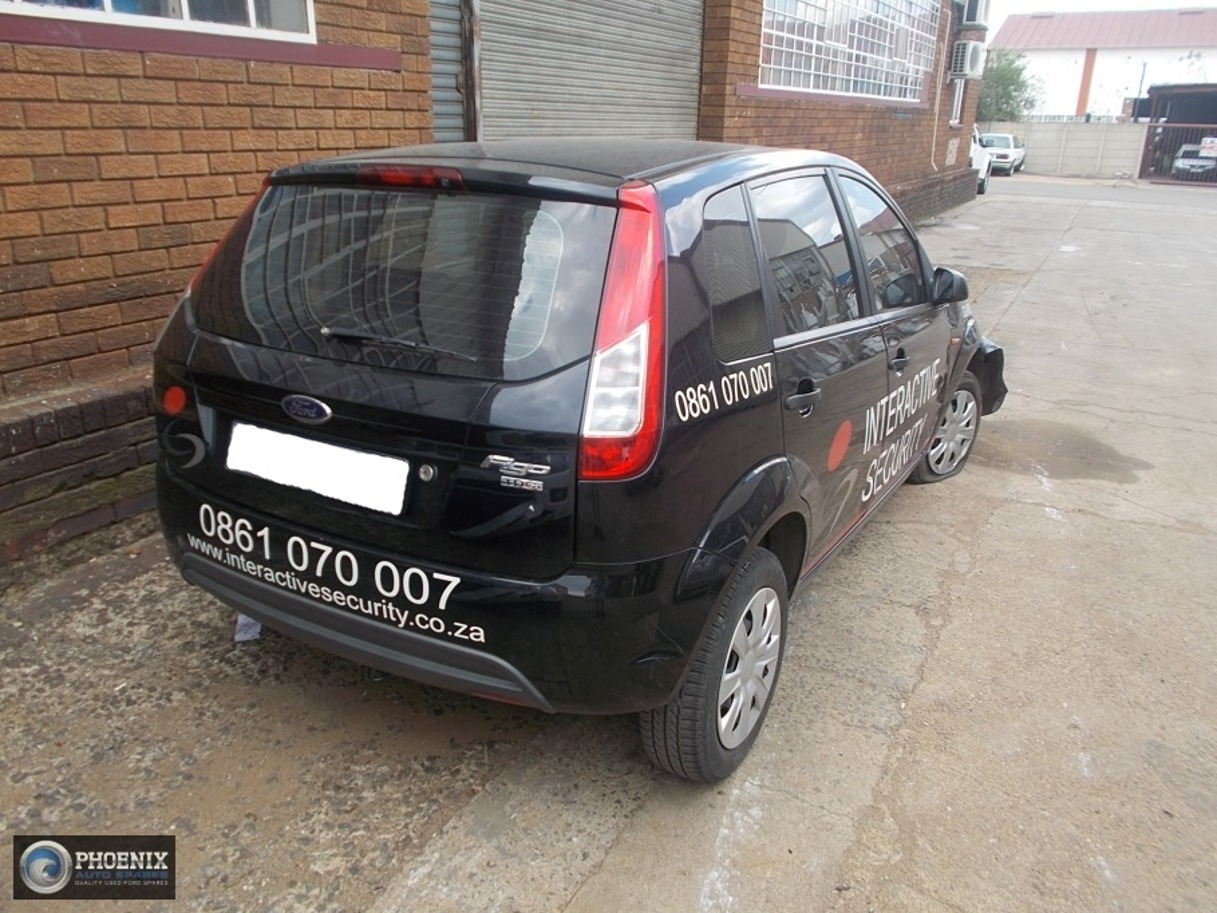 Ford Figo TDCi 2010 2.2 Parts and Spares For Sale @ Phoenix Auto Spares
